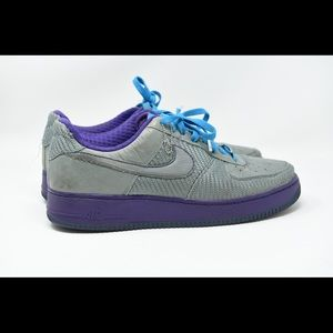 Mens purple Air Force One
